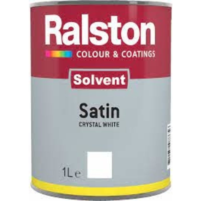 Ralston Solvent Crystal White