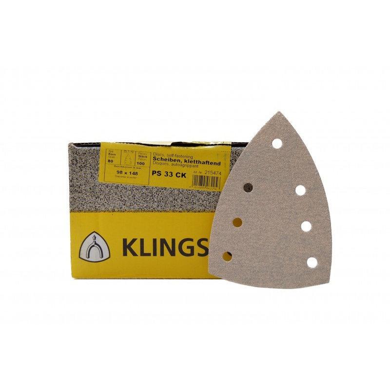 Klingspor  Delta  100mm x 147mm