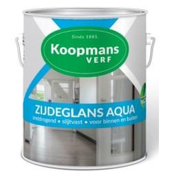 Koopmans Koopmans Zijdeglans Aqua 0,75L Donkere kleuren