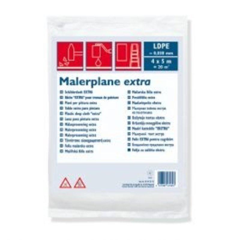 Schildersdoek-Vloerfolie LDPE