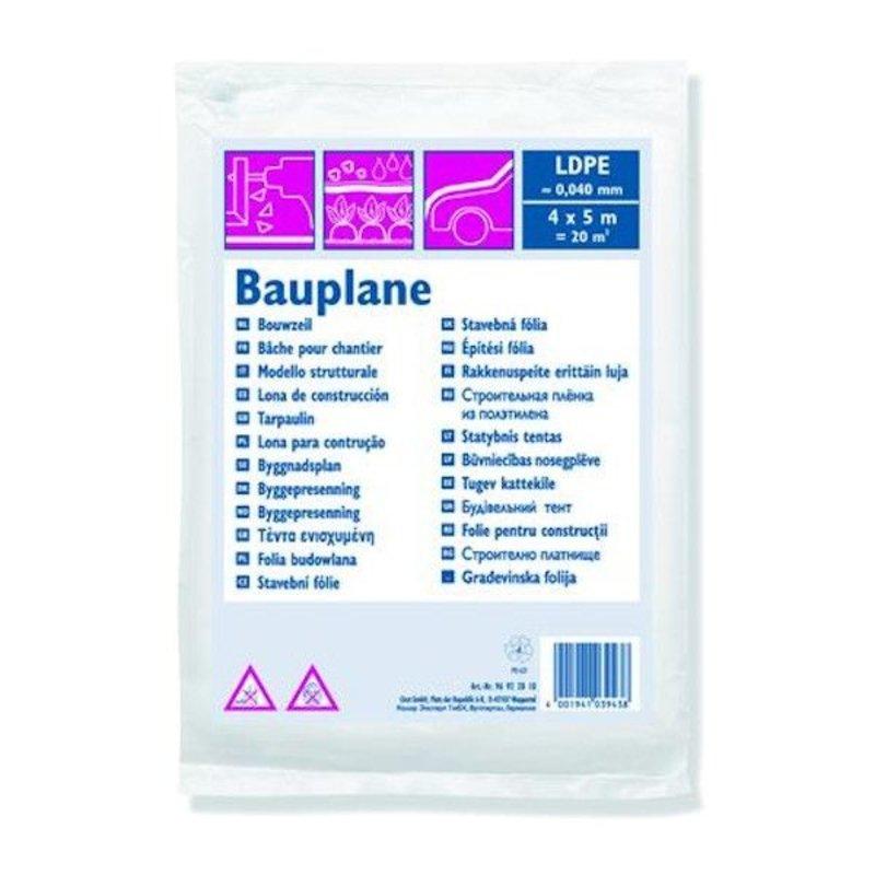 Bouwzeil LDPE