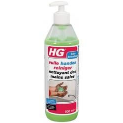 HG vuile handen reiniger