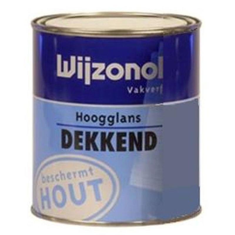 Wijzonol Hoogglans Dekkend