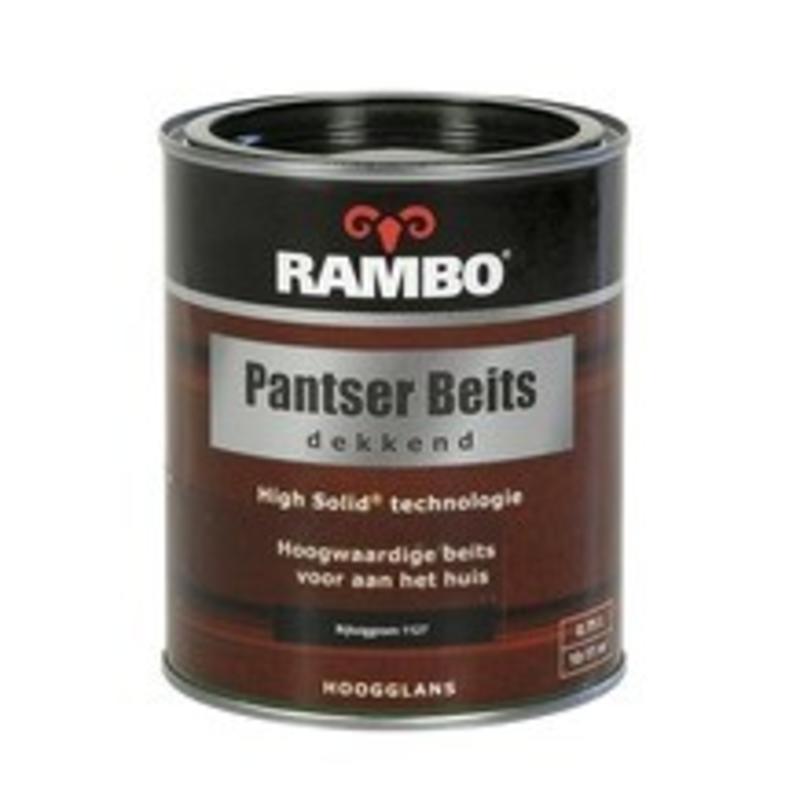 Rambo Pantserbeits Hoogglans