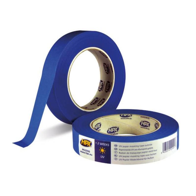 HPX masking tape UV