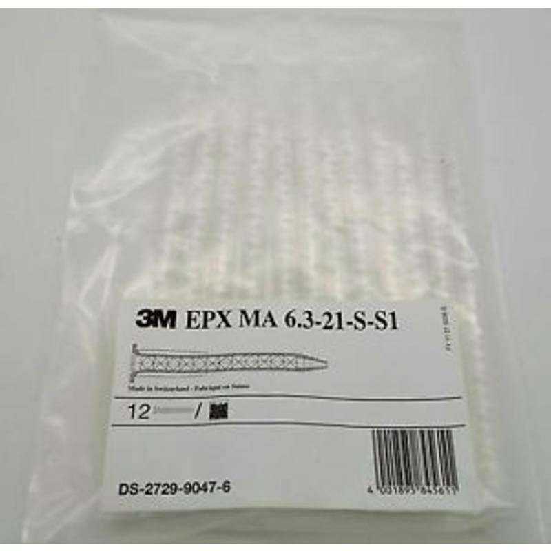 3M Mixer Nozzles EPX-MA 6.3-21-S-S1