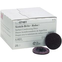 3M Scotch-Brite Roloc Surface Conditioning Discs