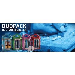 Woodcap Woodfill Duopack