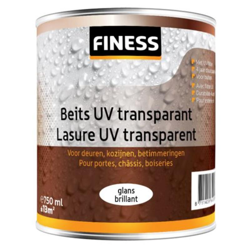 Finess Beits UV transparant