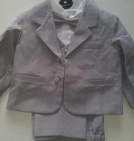 BB boum kostuum  grijs