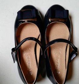 Meisjesschoenen(f61-1)donkerblauw