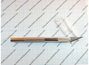 Hobby knife #2 (Large) with 1 blade - Copy