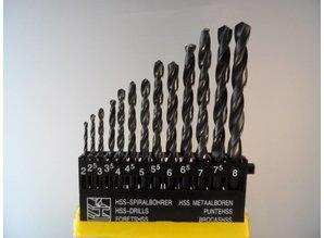 Borenset 2.0 - 8.0mm - HSS