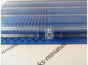 Drill Set 0.30 - 1.60mm - HSS - titanium