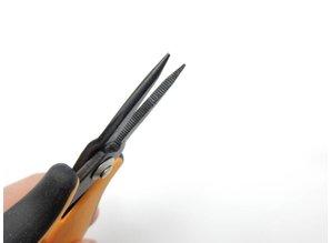 Needle nose pliers straight fine