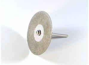 Diamant Doorslijpschijf 50mm - Metaal