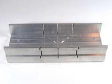 Mitre box aluminium