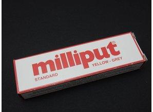 Milliput Standard Geel/Grijs