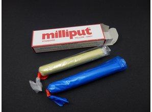 Milliput Standard  - Gelb /Grau