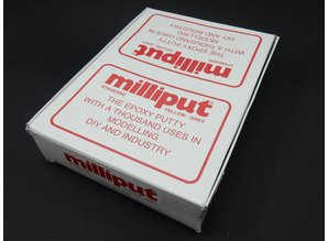 Milliput Standard - Yellow / Grey