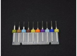 Carbide Drills - 10 pcs