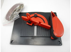 Miter sanding aid - angle sanding