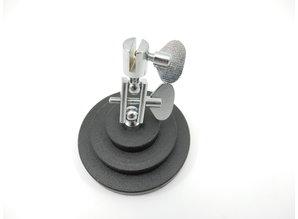 Tweezer support / holder clamp