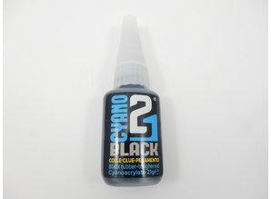 Colle 21 - BLACK - anaerobe Sekundenkleber - 21 gram