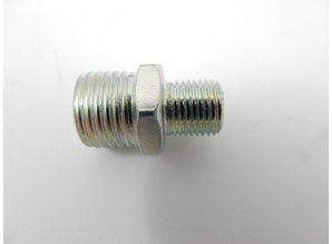 Airbrush connector: male thread G1/8 - male thread G1/4