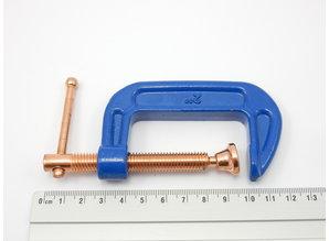 G Klem 50mm - metaal