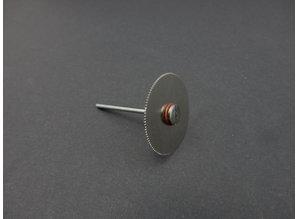 Säge- und Schleifscheibenhalter 2,3mm mit breiter Kopf
