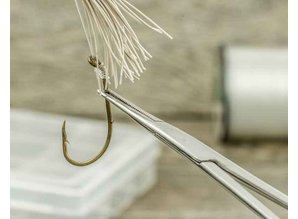 Universal holder/plier 13cm - straight tips