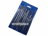 Needle files 10 pieces - 140mm