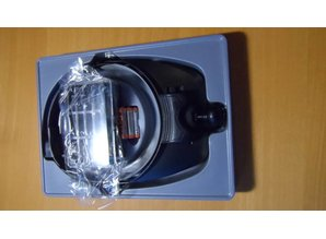 Head magnifying glass LED + 4 lenses