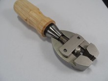 Handschaubstock mit schraubverschluss