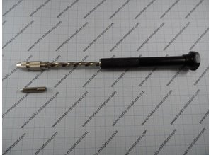 Hand drill with spring - Large