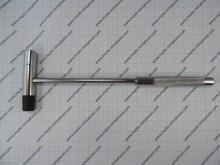 Hamer Rubber/staal