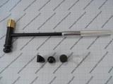 Hammer mit 6 wechselbare köpfe
