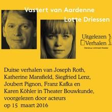 Joseph Roth Duitse verhalen - Boekenweek 2016