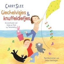 Carry Slee Giechelvisjes & Knuffeldiefjes - De avonturen van Mark en Eefje op Terschelling