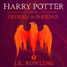 J.K. Rowling Harry Potter and the Order of the Phoenix - Book 5