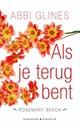 Meer info over Abbi Glines Als je terug bent bij Luisterrijk.nl