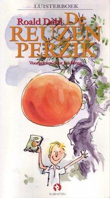 Roald Dahl De Reuzenperzik