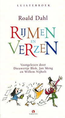 Roald Dahl Rijmen en verzen