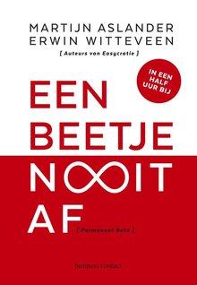 Martijn Aslander Een beetje Nooit Af - Permanent Beta