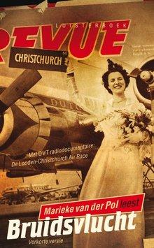 Marieke van der Pol Bruidsvlucht - Verkorte versie - Met OVT radiodocumentaire: De Londen-Christchurch Air Race