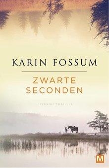 Karin Fossum Zwarte seconden - Literaire thriller