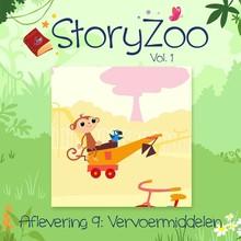 StoryZoo Vervoermiddelen - StoryZoo Vol. 1 Aflevering 9