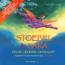 Anja Vereijken Stoebel & Sara en de geheime opdracht - Meer dan een luisterboek: een magisch & muzikaal spektakel!