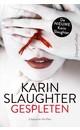 Meer info over Karin Slaughter Gespleten bij Luisterrijk.nl